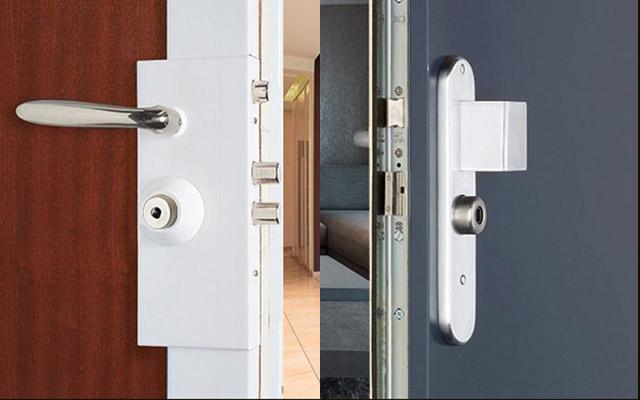 Puertas Blindadas Acorazadas Y Estándar Diferencias Entre Ellas La Llave De Tu Seguridad